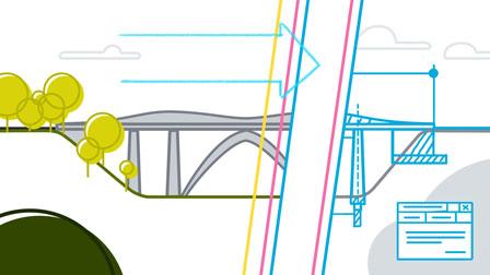 animation style frame construction plan for deutsche bahn - christian effenberger
