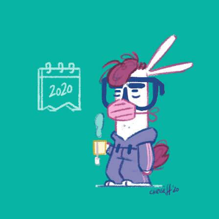 rabbit style frame version 2